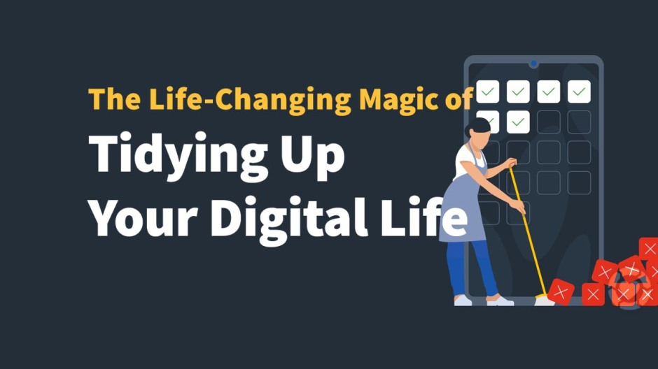 How Digital Hoarding impacts our Health and the Environment [Infographic] | ecogreenlove