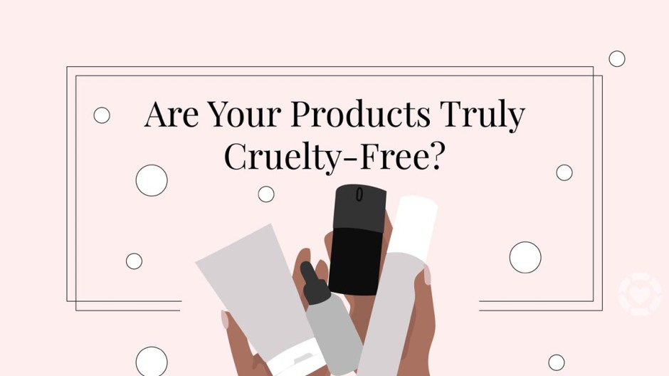 Are your Beauty products truly Cruelty-Free? [Visual] | ecogreenlove