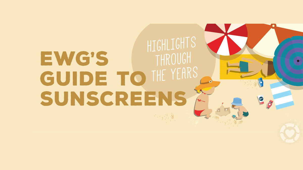 Guide to Sunscreens [Visual]