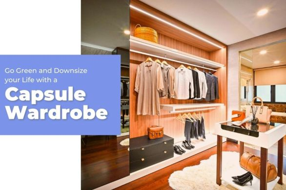 Go Green and Downsize your Life with a Capsule Wardrobe   ecogreenlove